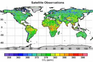 global_satellite_co2